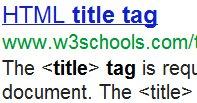 Il tag title e la visualizzazione nella SERP: perché le dimensioni contano