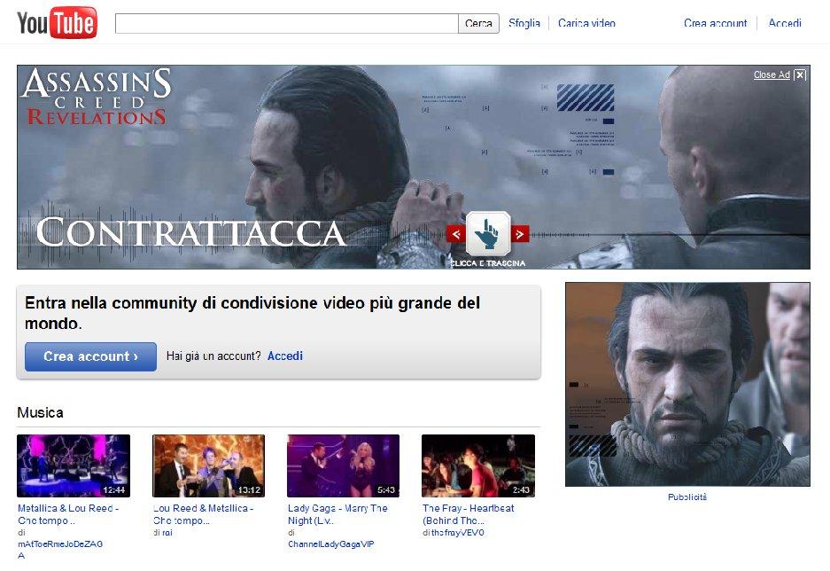 screenshot youtube ads